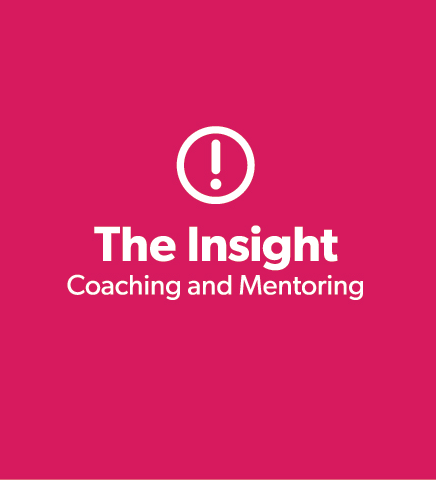 The Insight – Coaching and Mentoring with Harvest